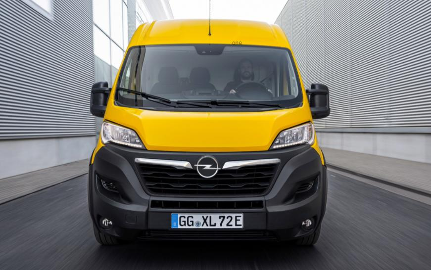 Noul Opel Movano 2021 nu mai este un Renault Master ci un vechi Fiat Ducato din 2006