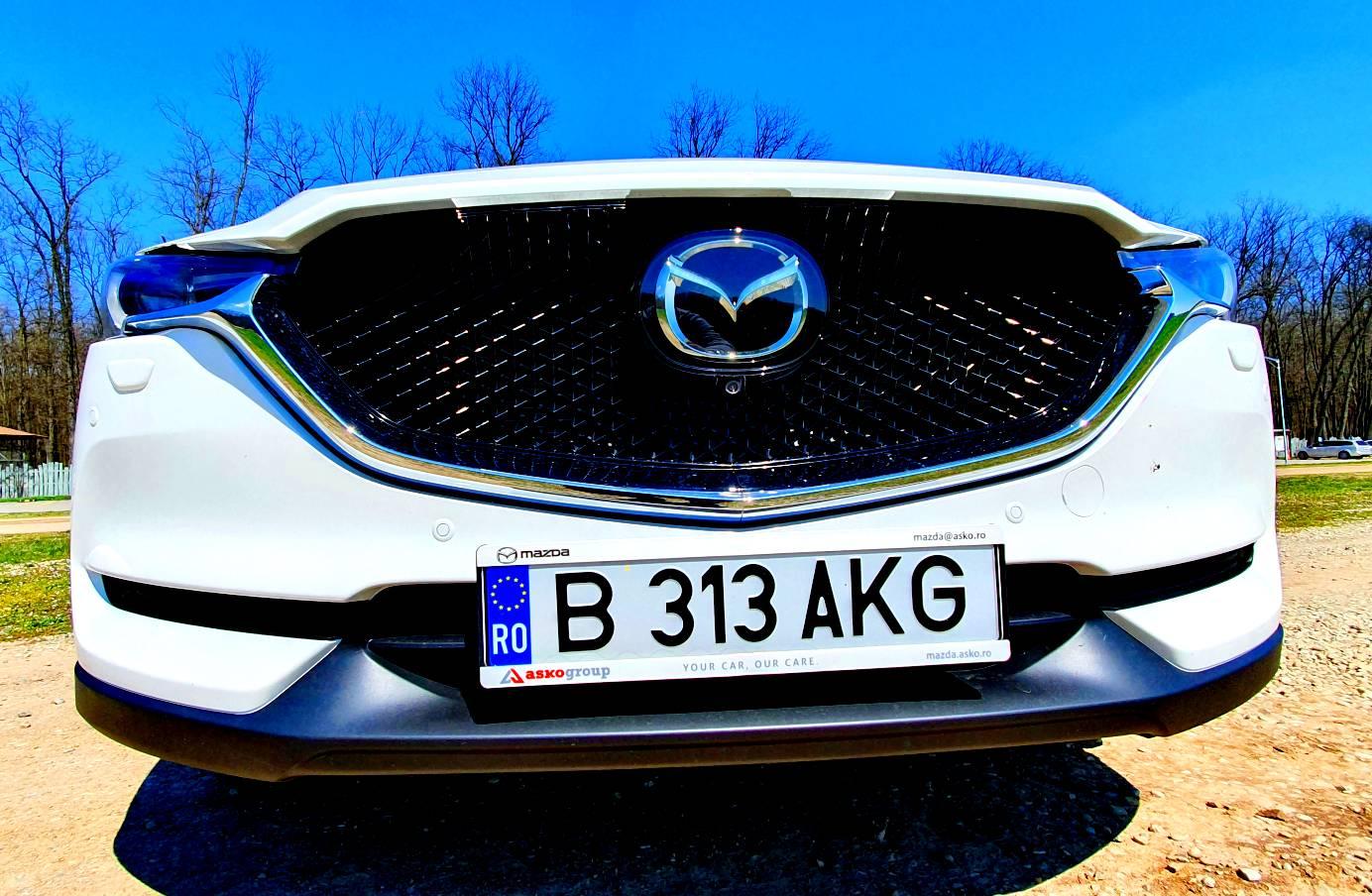Mazda CX-5 KF SkyActiv-G 194 CP 2.5 cmc Edition 100 AT6 2021 ramane ultimul SUV cu motor aspirat