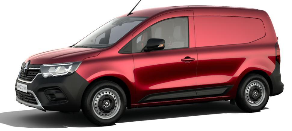 Am configurat noul Renault Kangoo Van Blue dCi 95 bazat pe Dacia Dokker si am ajuns la 35.000 euro