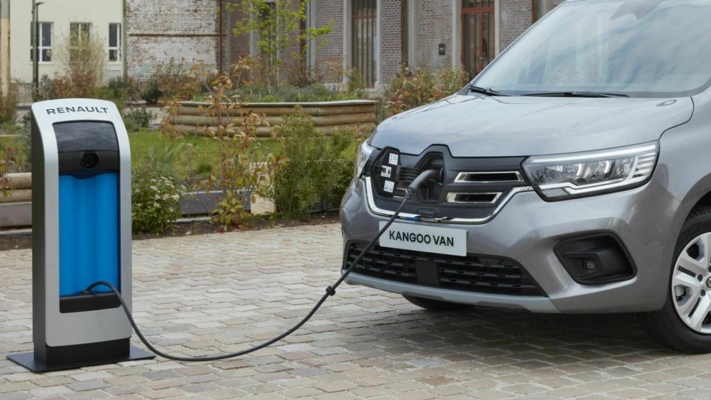 Noul Renault Kangoo E-TECH Electric are un pret in Romania de 38.000 euro