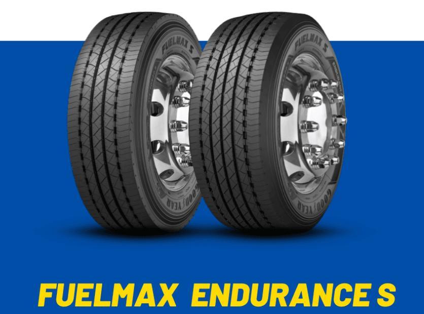 Goodyear lanseaza o noua gama de anvelope versatile si eficiente din punct  de vedere al consumului de combustibil  FUELMAX ENDURANCE