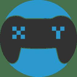 XY Gaming Logo - Glyph - Light BG