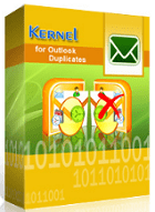 kernel for outlook duplicates removal