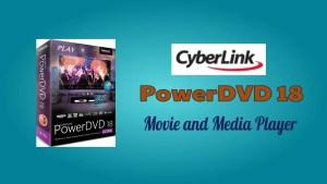 Cyberlink PowerDVD 18