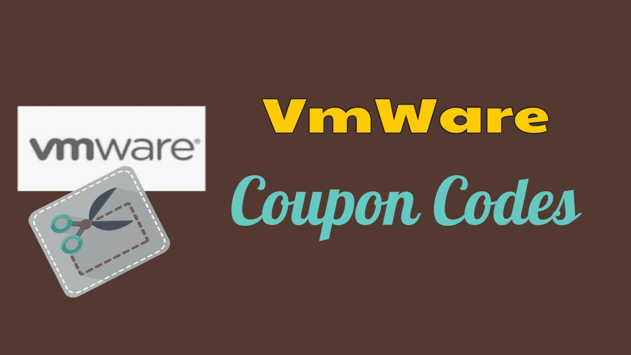 VMware Discount Coupons