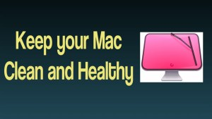Mac Clean and Healthy