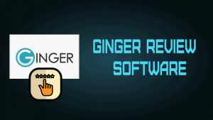 Ginger Review Software