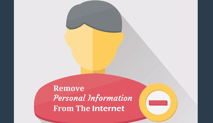 remove personal information from internet