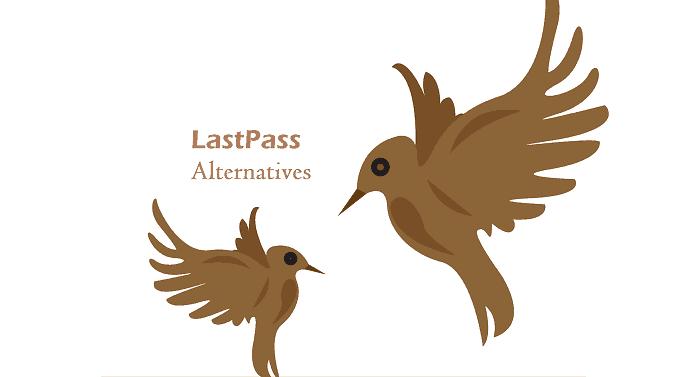 LastPass competitors