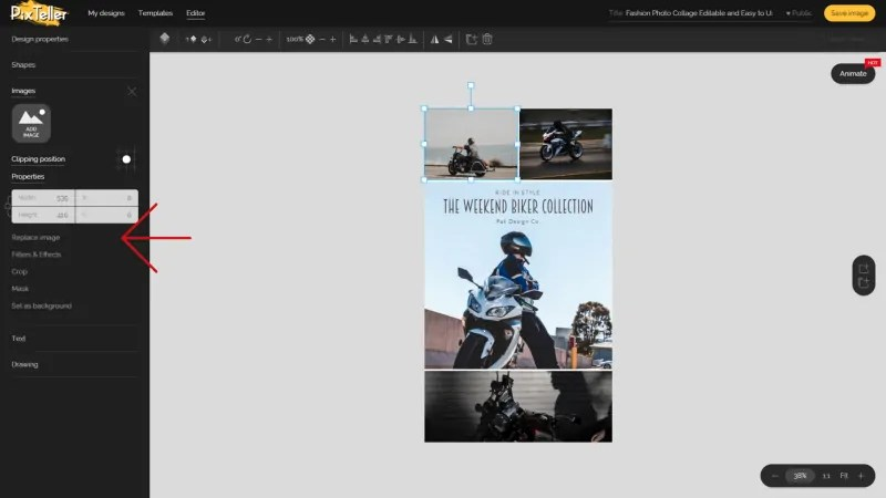 2 Ways To Create Your Own Movie Poster With Free Online Designer Tools 4