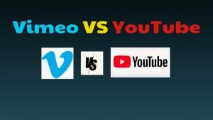 Vimeo VS YouTube