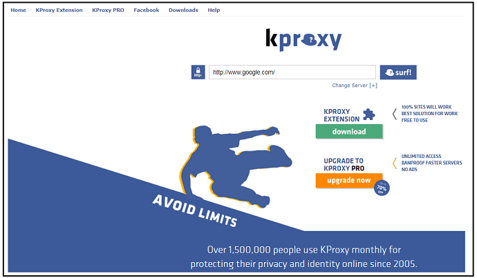 KProxy-A-WebProxy-To-unblock-ge-blocked-sites.