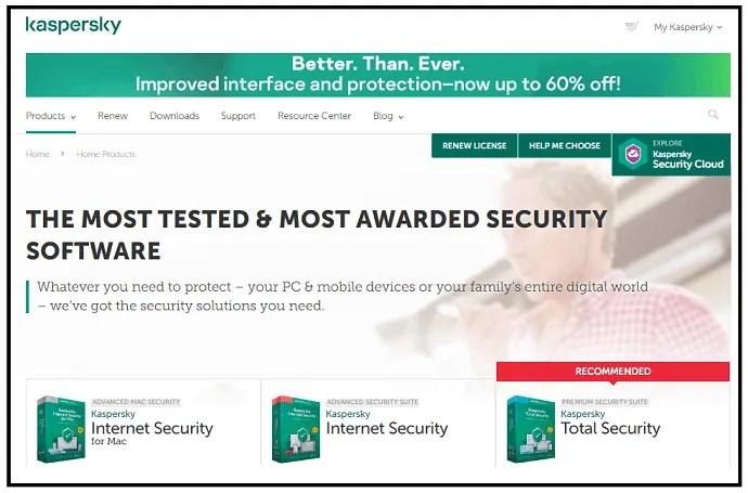 Kaspersky-Internet Security-Antivirus-for-Mac-Webpage