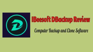 IBeesoft DBackup Review