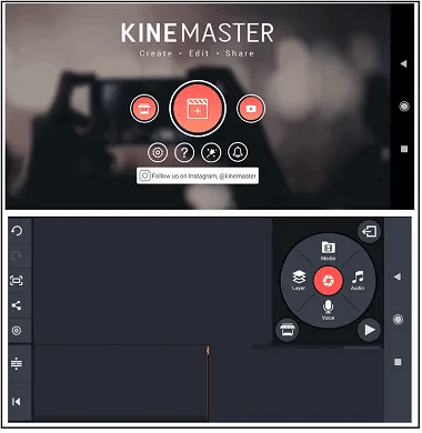 KineMaster App-best video editing app- for Android and iOS devices