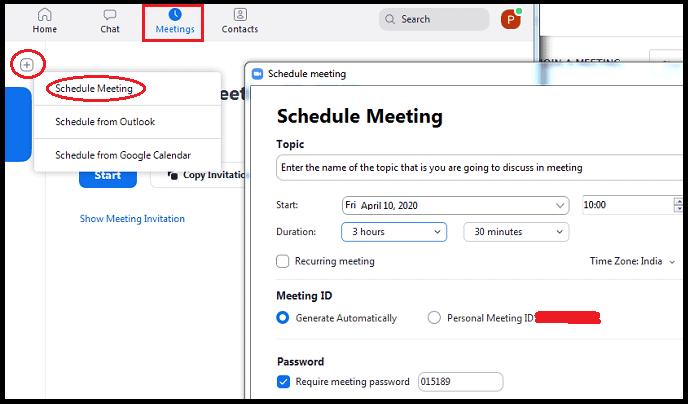 Scheduling-Your-Zoom-Meeting-on-desktop-client