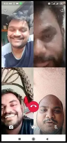 WhatsApp-Group-Video-Call-snapshot-4-participants