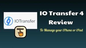 IO Transfer 4 Review