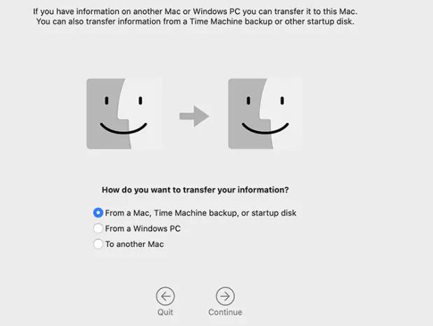 How to setup a new mac 1