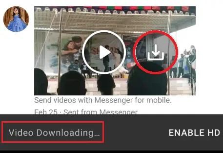 download option