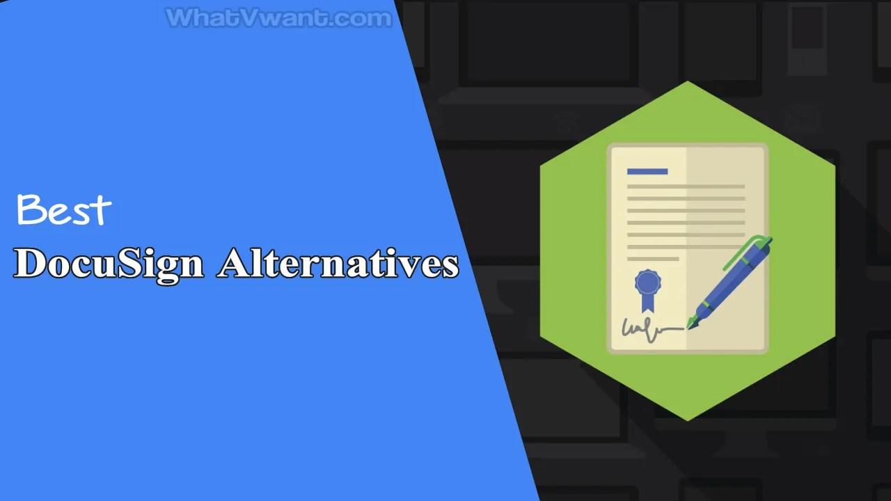 DocuSign alternatives