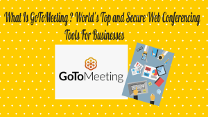 GoTo Meeting