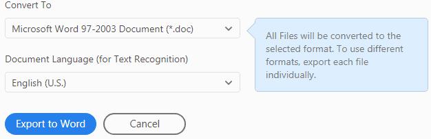 5 Ways to Convert PDF To Editable Word (Free Online & Offline) 3