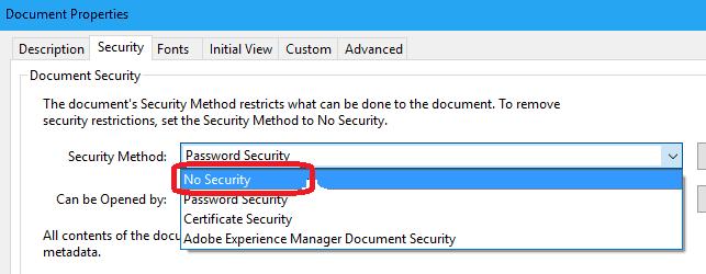 Remove password from PDF: 8 Amazing Unlock Pdf Hacks 5
