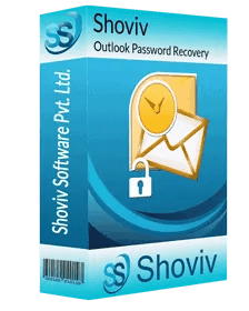 Shoviv outlook password recovery tool