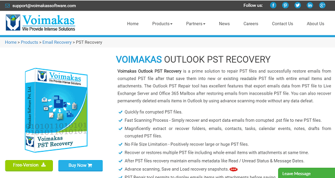 Top 12 PST repair tools for effective data recovery 4