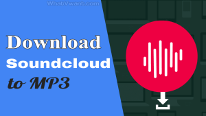 Download SoundCloud to MP3