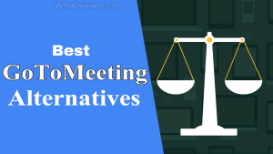 Are you looking for the best GoToMeeting alternatives for hosting online video meetings, conferences, & classes with your co-workers, friends,others at no cost?