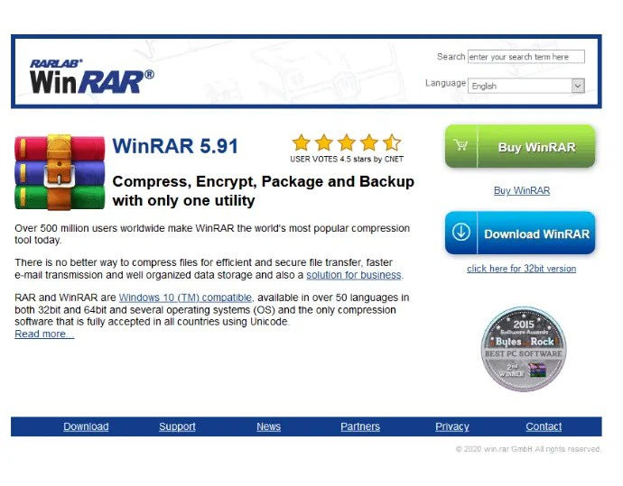 Step 1 Download and install Winrar