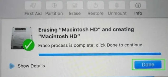 How to factory reset Macbook pro: 5 Easy Steps 6