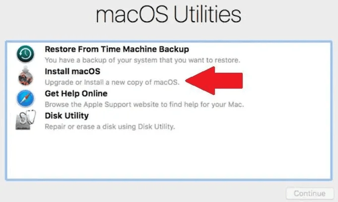 How to factory reset Macbook pro: 5 Easy Steps 7