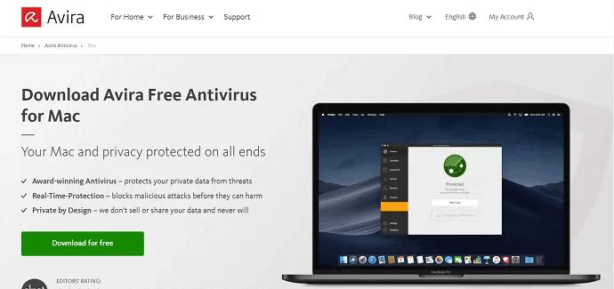Avira-free-Antivirus-for-Mac