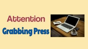 Grabbing Press