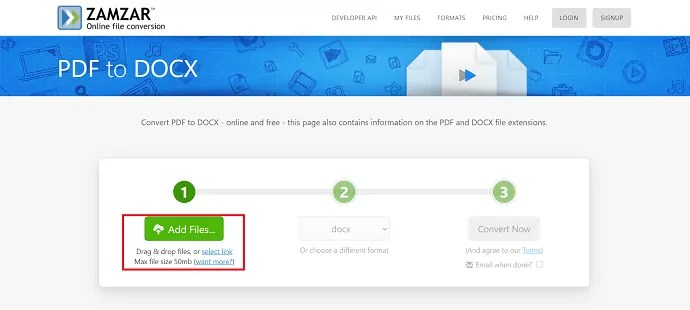 How to Convert Read-Only PDF to Editable PDF for Free 4