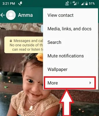 How to Block contacts on WhatsApp to stop receiving messages? 1
