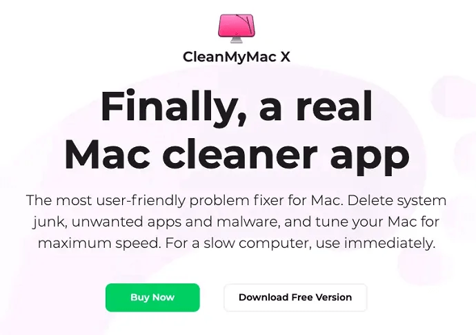 CleanMyMac-Download