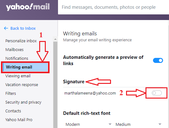 enable signature-to-know-how-to-add-signature-on-yahoo-mail
