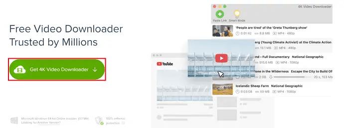 4K Video Downloader-download