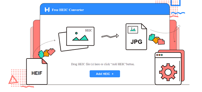 Fonepaw HEIC converter official page