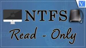 NTFS read-only