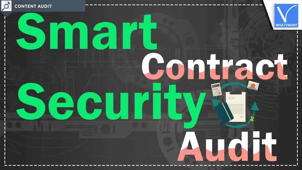 Smart Contract Security Audit