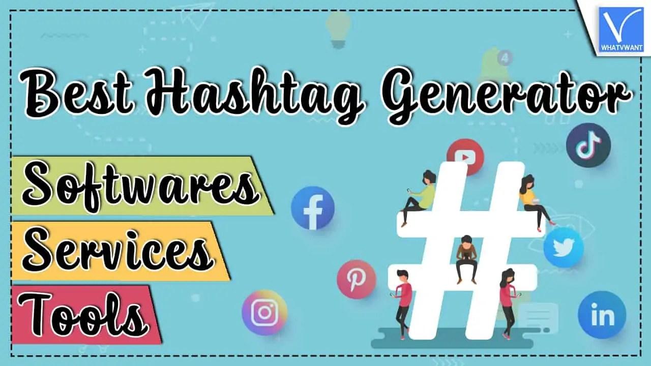 Best Hashtag Generator