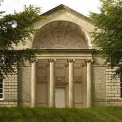 Landmark Trust's Ingestre Pavilion