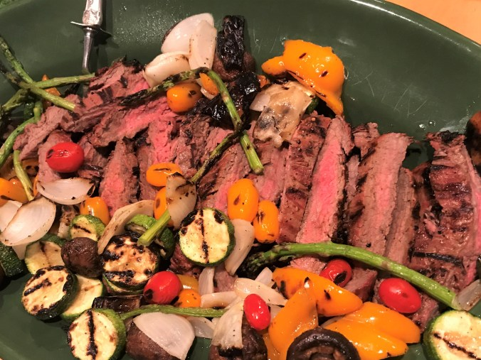 Hilda's Steak