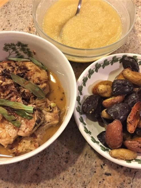 Black Pig Dinner