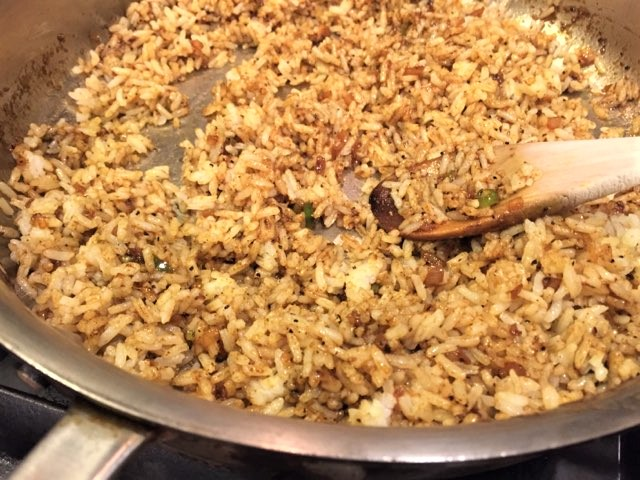 curried rice
